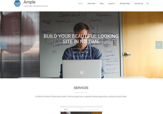 10 Free Responsive WordPress Themes From 2015 9