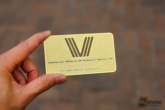 15 Unusually Creative Metal Business Cards 14