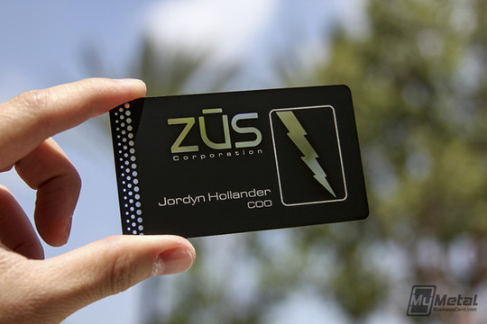 15 Unusually Creative Metal Business Cards 4