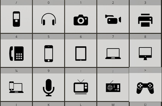11 Useful & Free Icons Font For Web Designers 12
