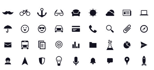 11 Useful & Free Icons Font For Web Designers 10