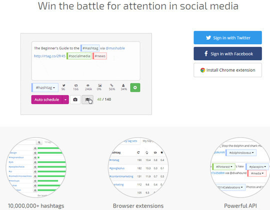 10 Hashtag Tools To Increase Your Social Media Exposure 9