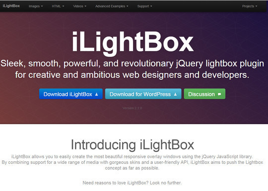 10 Must Have Lightbox Libraries For Mobile Responsiveness 8
