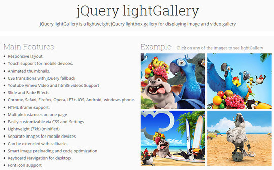 10 Must Have Lightbox Libraries For Mobile Responsiveness 10