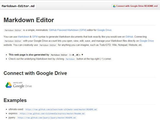 8 Free Online Markdown Editors 8