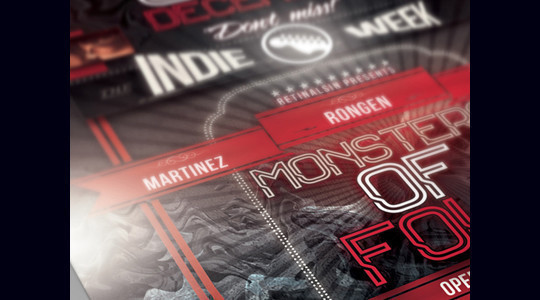 14 Best Print Ready PSD Flyer Templates For Free Download 9