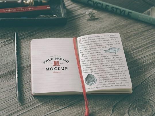 14 Free Stationary & Branding Mockups 10