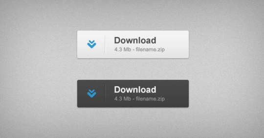 12 Fresh High Quality Free Web Button Files 9
