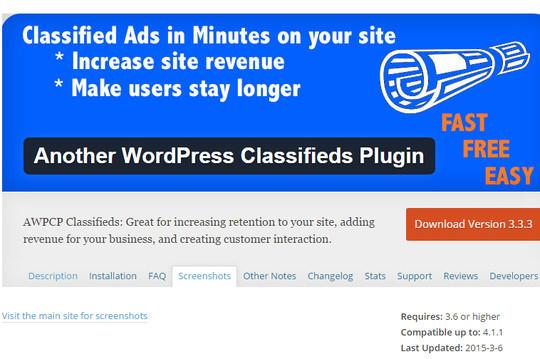 8 (More) Free WordPress Plugins For Job Boards 135