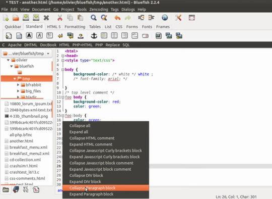 10 Free CSS Editors For Linux & Ubuntu 2