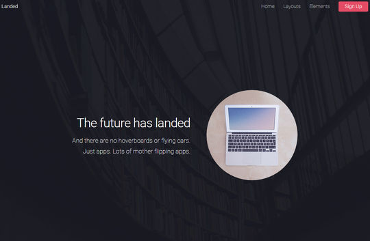 12 Free And Fresh HTML5 Web Templates 2