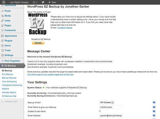 8 Best Free Backup Plugins For WordPress 6