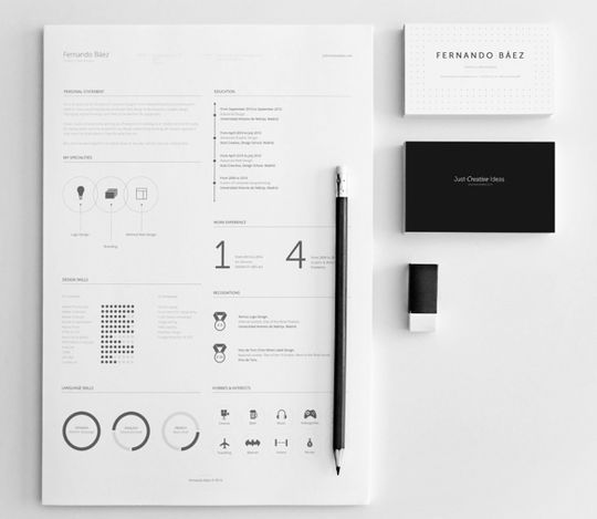 10 Creative Free Resume Templates To Download 4