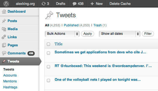 7 Tools To Backup & Archive Your Tweets 6