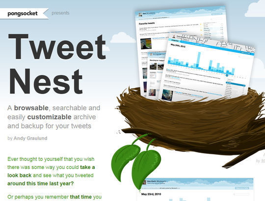 7 Tools To Backup & Archive Your Tweets 12