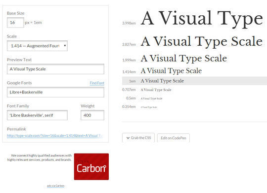 11 Web Typography Tools & Libraries 11