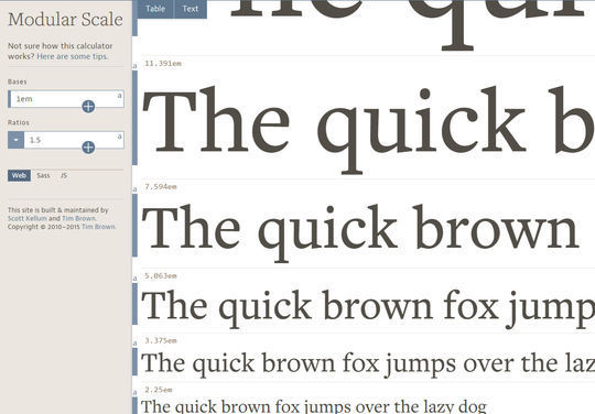 11 Web Typography Tools & Libraries 3