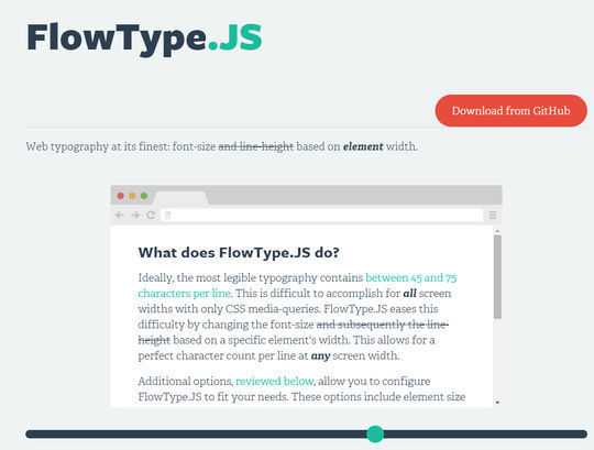 11 Web Typography Tools & Libraries 10
