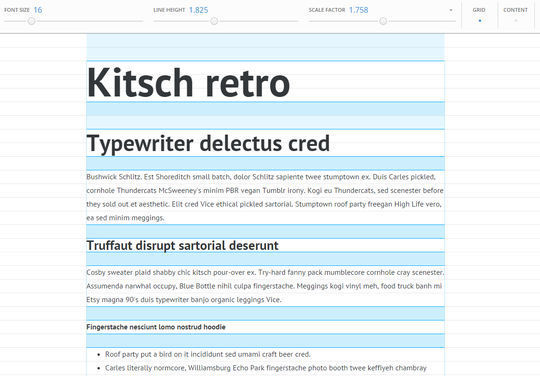 11 Web Typography Tools & Libraries 7
