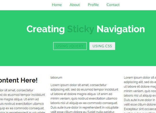 8 Fresh & Useful CSS3 Tutorials 7