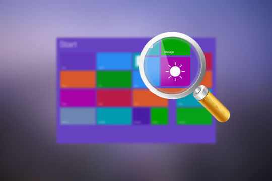10 Free Magnifying Glass Search Icons (.AI & PSD) 27