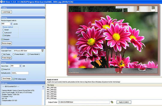 8 Batch Image Processors & Editors 1