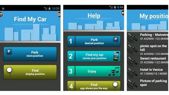 9 Mobile Apps for A Better Driving Experience 5