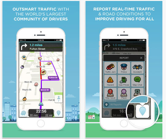9 Mobile Apps for A Better Driving Experience 20