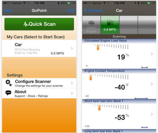9 Mobile Apps for A Better Driving Experience 9