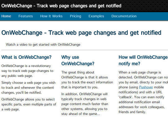 8 Free Tools To Monitor Any Website Content Changes 8