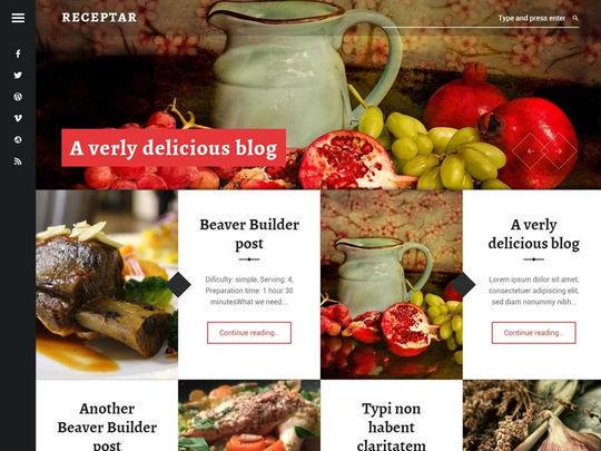 11 Free Fresh HTML5 & Responsive WordPress Themes 2