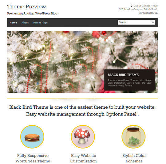12 Free Small Business Themes For Wordpress 11
