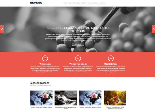 12 Free Small Business Themes For Wordpress 4