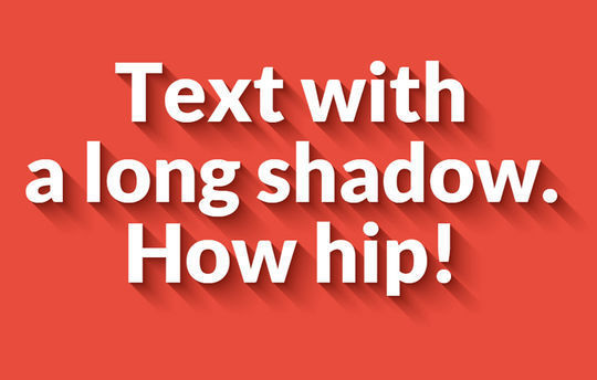 11 Amazing Effects Created Using CSS3 Box Shadows 10