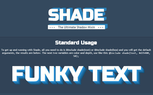 11 Amazing Effects Created Using CSS3 Box Shadows 11