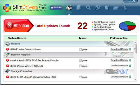 8 Free Driver Updater Tools For Your Computer 4