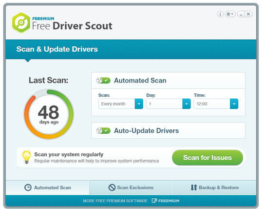 8 Free Driver Updater Tools For Your Computer 6