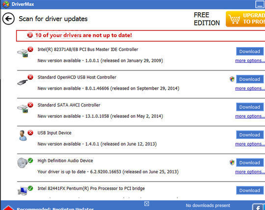 8 Free Driver Updater Tools For Your Computer 7