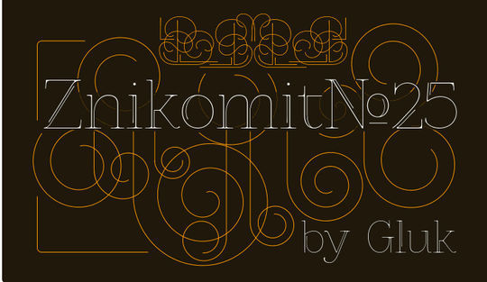 11 Awesome Free Artistic Fonts 16