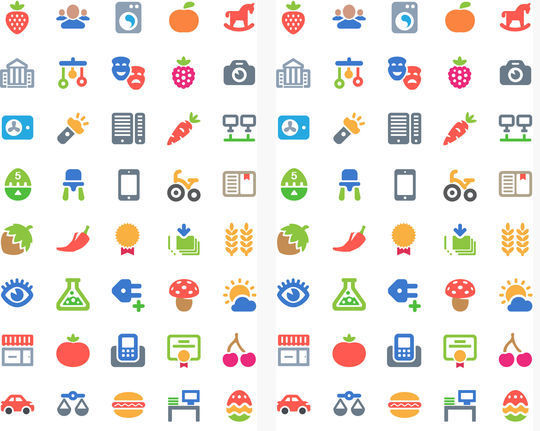 15 Fresh & High Quality Free Icon Sets In PSD Format 2