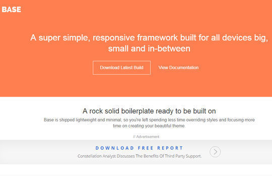 8 Responsive CSS Grid Systems For Your Web Designs 4
