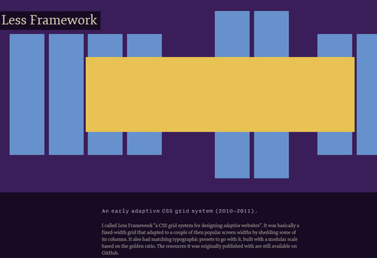 8 Responsive CSS Grid Systems For Your Web Designs 9