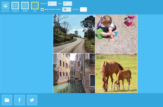 12 Free Photo Collage Makers for Windows 8 & Windows Mobile 11