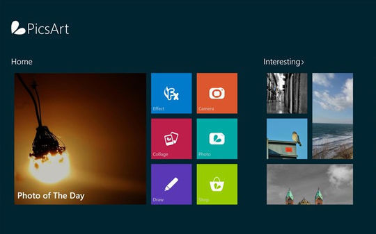 12 Free Photo Collage Makers for Windows 8 & Windows Mobile 4