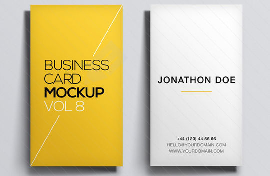 11 Free New PSDs & Actions For Mock-ups 12