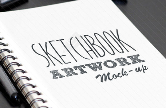 11 Free New PSDs & Actions For Mock-ups 3