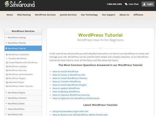 10 Tutorials For WordPress Merchants 6