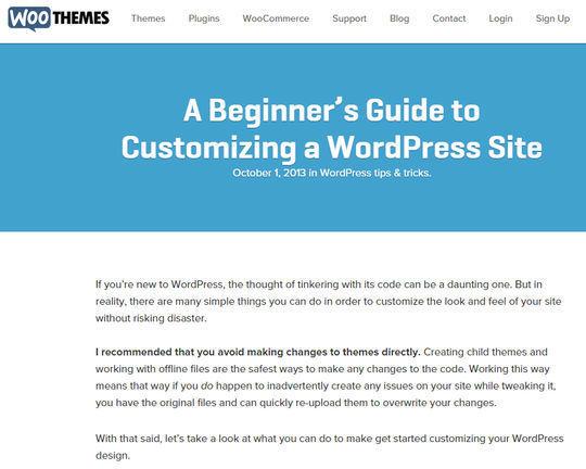 10 Tutorials For WordPress Merchants 8