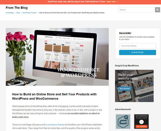 10 Tutorials For WordPress Merchants 3