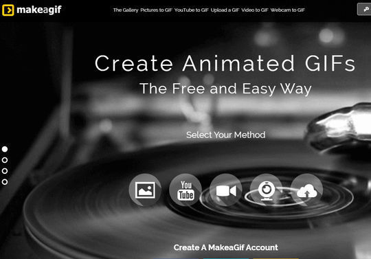 9 Easy-to-Use Tools to Create Animated GIFs 6